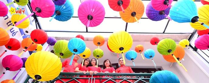Giới thiệu Lồng Đèn Việt